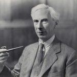 Pensamientos de Bertrand Russell.