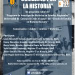 PROGRAMA RADIAL: COMBATES POR LA HISTORIA