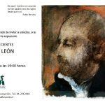 EXPOSICIÓN JAIME LEÓN