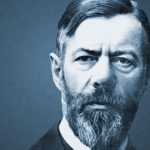 Pensamientos de Max Weber.