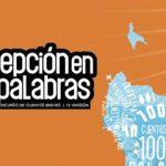 Uno de los cuentos premiados en el Concurso Concepción en Cien Palabras