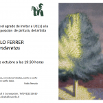 EXPOSICIÓN: PABLO  FERRER  KEITH