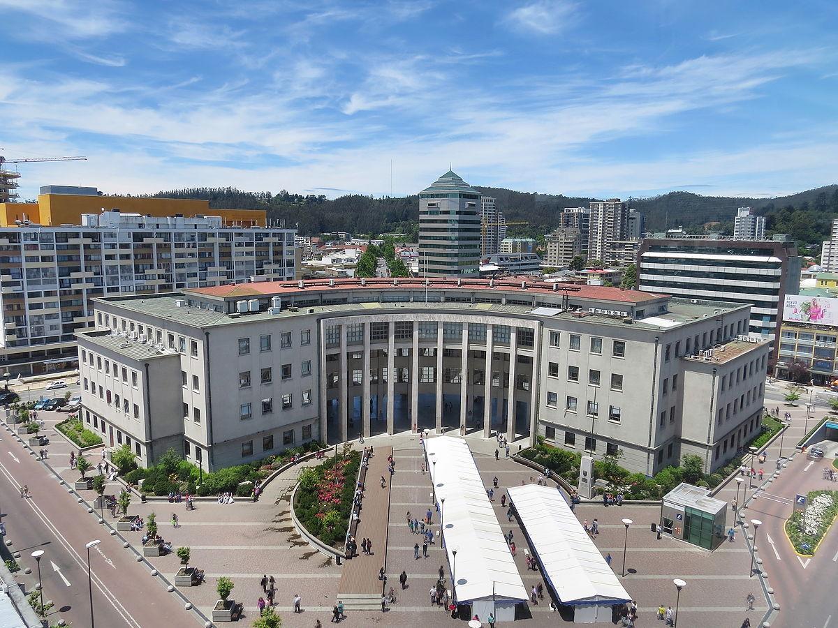 Concepción y la elección presidencial