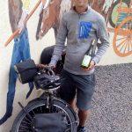Un Montañista y Ciclista Aventurero