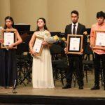 Dos ganadores en el concurso Jóvenes talentos