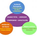 RESPONSABILIDAD SOCIAL DE ORGANIZACIONES. ENFOQUE DE LA CALIDAD TOTAL
