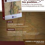 """Presentación del libro """"Un gobierno de los pueblos…""""del autor Armando Cartes Montory."""
