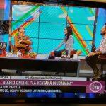 Laventanaciudadana.cl en programa «La comunidad del Contenido TVU.»
