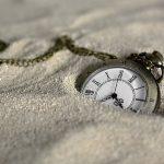 El tiempo apremia