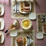 Reflexiones de un enologo: La elegancia de la buena mesa