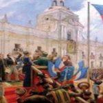 Formación del Estado Nación chileno tras  independizarse del imperio español