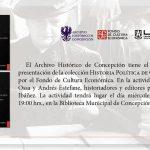 Invitación Archivo Museo Histórico.