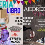 Feria del libro Coelemu y Ajedréz