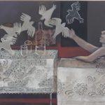 Galería el Caballo Verde: Colectiva de Grabados. Las últimas obras de Bororo, Benmayor, Cienfuegos, Domínguez e Izquierdo