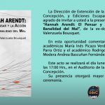 Invitación Archivo Histórico de Concepción