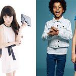Vestuario infantil a la moda