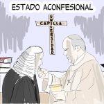 Laicidad y la aconfesionalidad del Estado, parte 2.