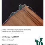 Galería Caballo Verde, Pinturas de Santiago Figueroa