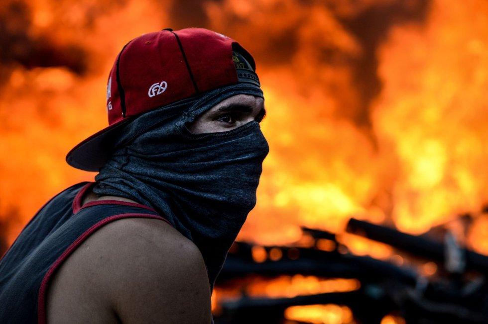 Seguridad Humana, Plebiscito y la Violencia
