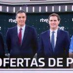 España: Pactos para satisfacer apetitos sin ética
