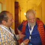 Falleció Claudio Naranjo, el psiquiatra chileno de mayor prestigio mundial