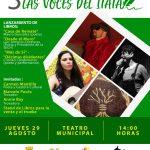 Tercer Encuentro de Poetas: Las Voces del Itata