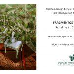 Galería Caballo Verde: Fragmentos del tiempo