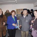 Inauguración exposición de ANDREA CARREÑO. GALERÍA CABALLO VERDE.