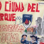 """COMUNIDAD  PENQUISTA  PROTESTA CONTRA  """"CIUDAD  DEL  PARQUE"""""""