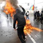 """Baja Sajonia en Chile: """"Los niños están viendo mucha violencia en este momento"""""""