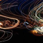 «Optimización aleatoria en variables complejas y tomografía de estados puros»