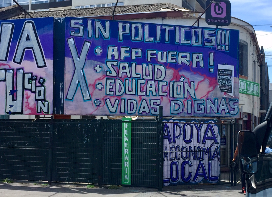 ÉLITE Y NO VIOLENCIA