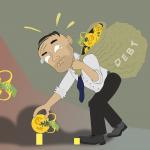 La deuda visible e invisible los hogares chilenos