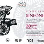 SUSPENDIDO!!! Primer Concierto Sinfónico 2020 de Orquesta UdeC