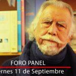 Foro panel: Perspectivas económicas, políticas, sociales, culturales y humanas post pandemia (INVITACIÓN VER VÍDEO)