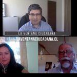 Diálogo ciudadano con Magaly Mella Abalos y Hugo Salgado Cabrera