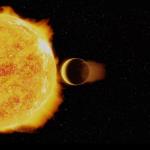 La ciencia detecta elemento inédito en la atmósfera de un nuevo tipo de planeta