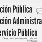 ¿Qué es la función administrativa?