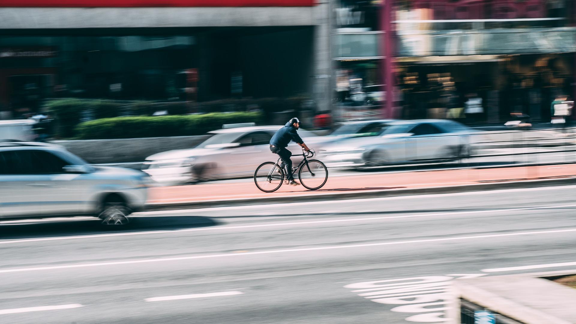 Ciclistas olvidados