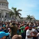 Sobre las manifestaciones en Cuba