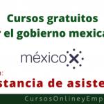 La plataforma MéxicoX